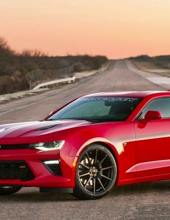 Luxury Lifestyle : Hennessey Unveiled the HPE750 Camaro that Breaks the 200 MPH Threshold