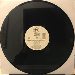 NUBIAN CRACKERS featuring DON-T:AS THEM TALK(RECORD SIDE-B)