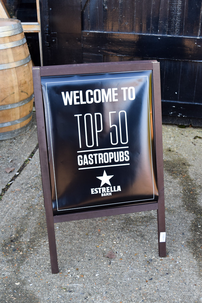 Estrella Damm 50 Top Gastropubs Awards 2019