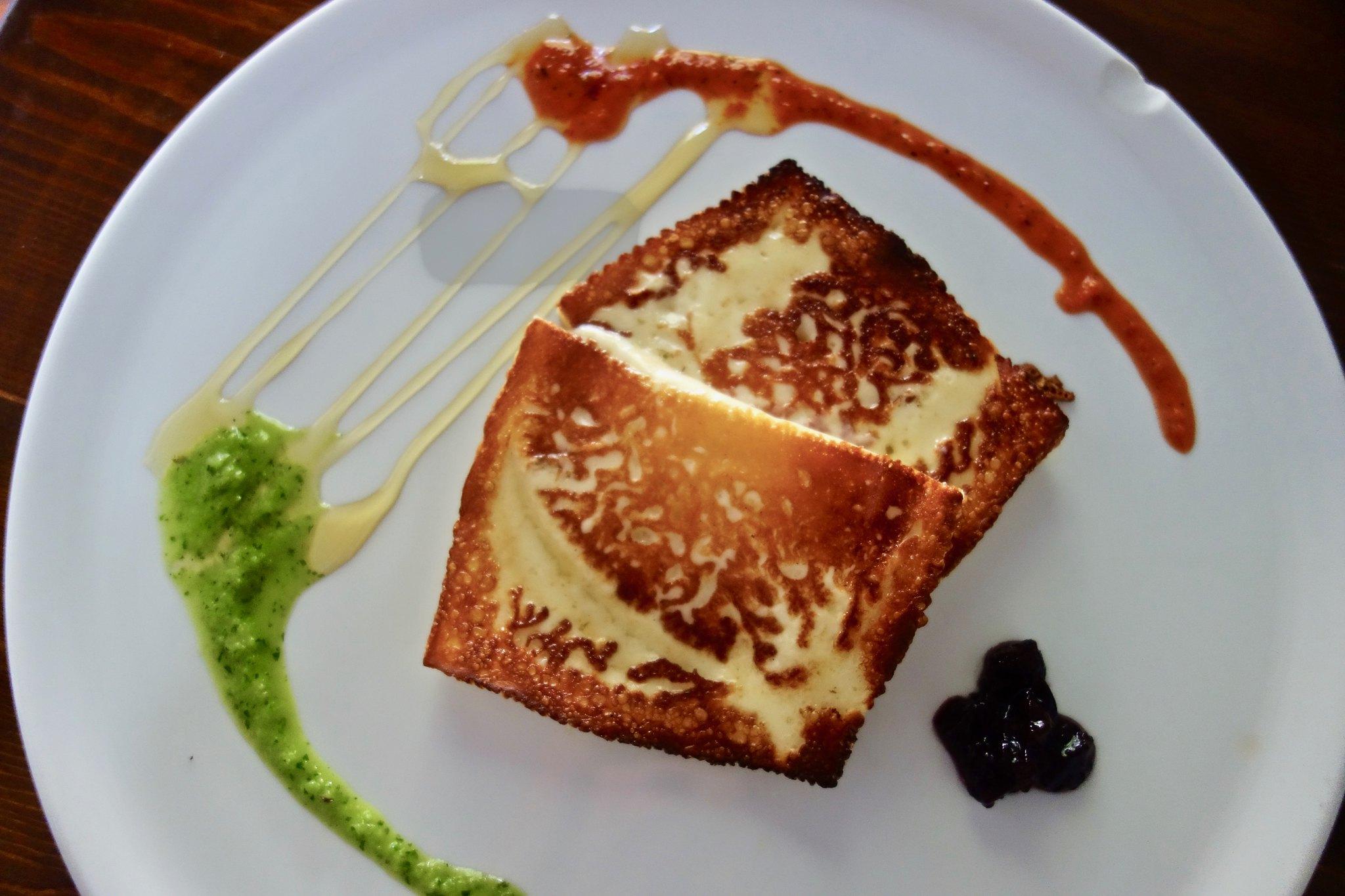 Cosa mangiare alle Canarie - Queso majorero con mojos
