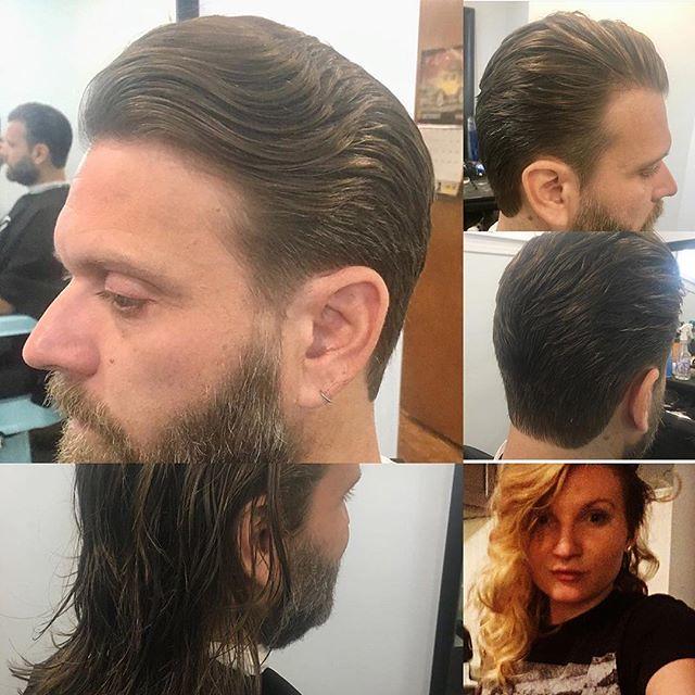 The Mens Club Barbershop