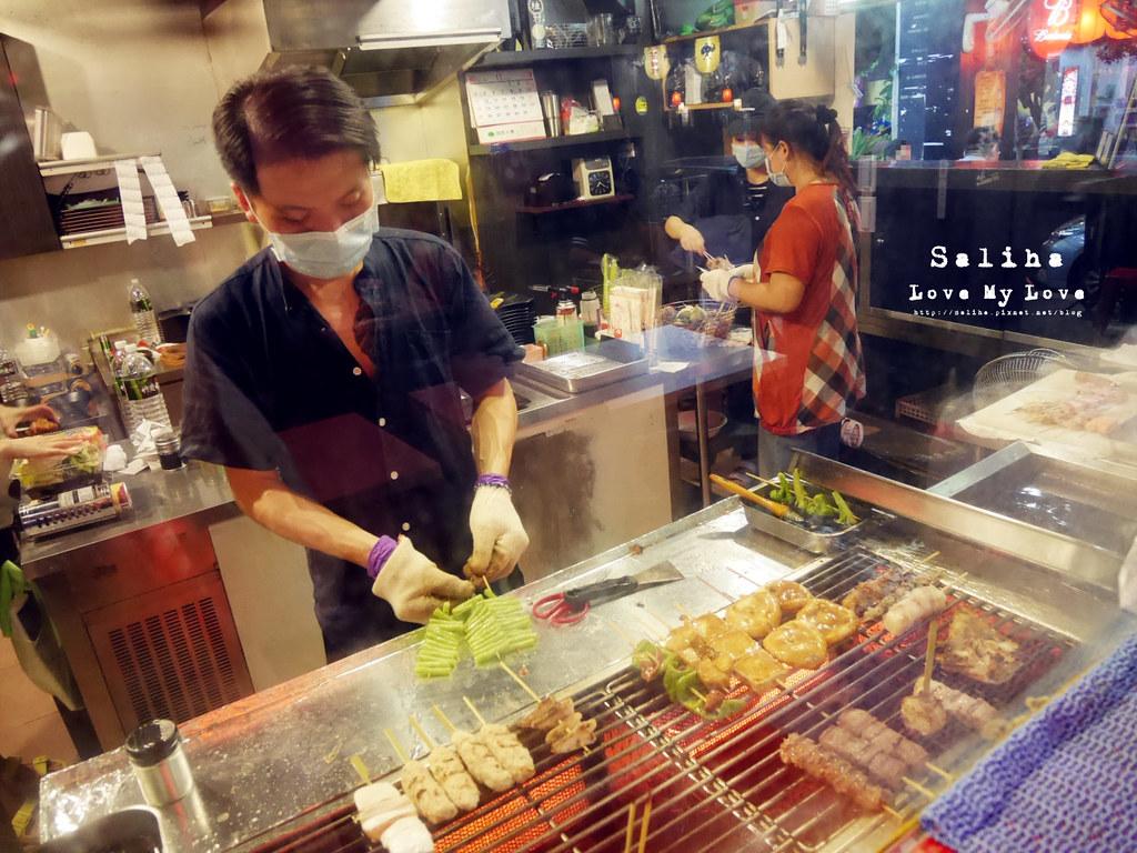 新北永和永安市場站附近好吃餐廳美食串燒居酒屋推薦燒鳥串道 (4)