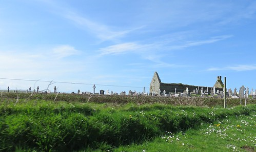 We passed by this cemetery on our way to the lighthouse