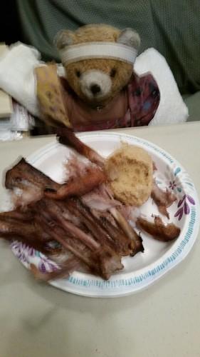 Bear's Thanksgiving