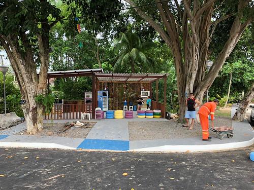 Responsabilidade compartilhada de espaços públicos está mudando a paisagem de Manaus