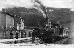 Ville-sur-Jarnioux