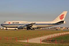 Air China / Boeing 747-800 / B-2479