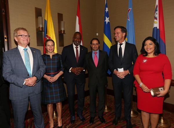 Reino de Los Países Bajos en Colombia