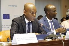 @rdussey : Nous avons adopté la décision sur les négociations régionales post Cotonou. Désormais l UA pourra directement négocier directement dans le pillier africain.@eu_eeas @PressACP @AUb https://t.co/KcWoZ3rFZJ