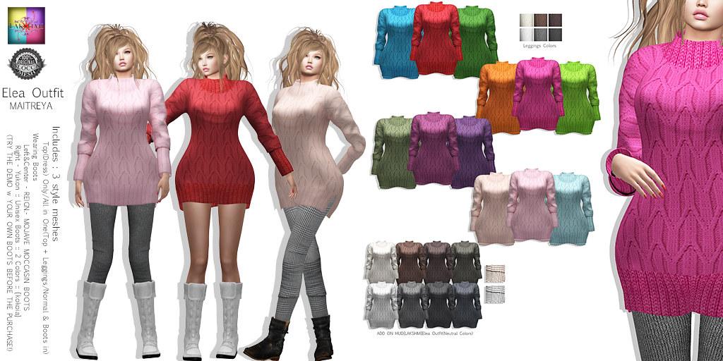 [LAKSHMI]Elea Outfit - TeleportHub.com Live!