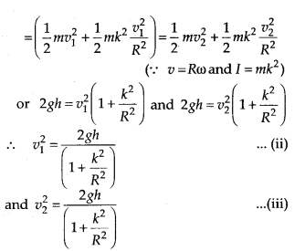 NCERT Solutions for Class 11 Physics Chapter 7 System of particles and Rotational Motion 18