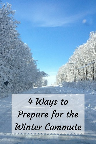 4 Ways to Prepare for the Winter Commute