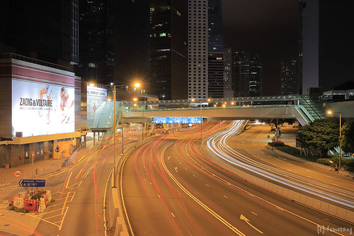 Admiralty at Night