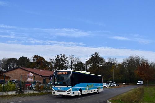 Tartas - Iveco Bus Crossway Line - 20/11/18