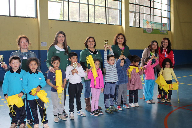 Olimpiadas de preescolares 2018