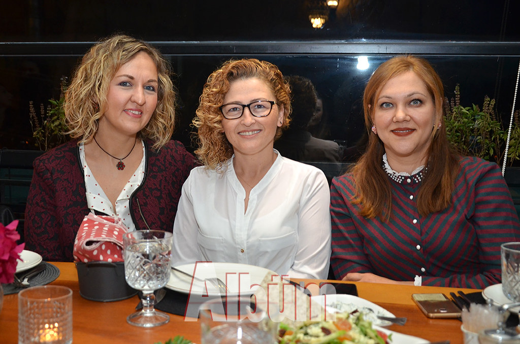 Deniz Vural, Lebibe Çokdolu, Elena Miroshnik