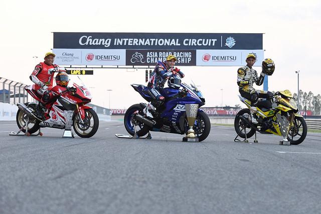 2019 : Round 1 – Asia Road Racing Championship