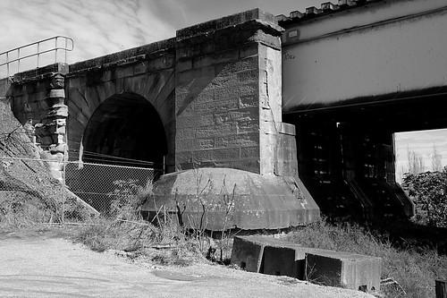 Hunter River Rail bridge, Singleton