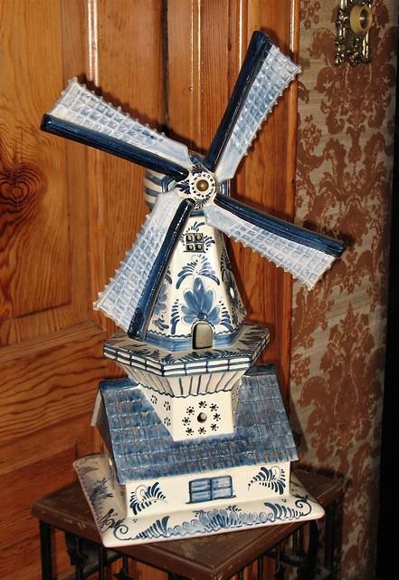 Delft Windmill, Canon POWERSHOT A630