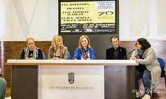 Mesa intervinientes- Rueda de Prensa