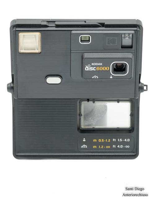 Kodak - disk 6000 (1982), Fujifilm X-T20, XF55-200mmF3.5-4.8 R LM OIS