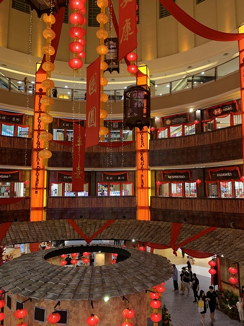Sunway Pyramid CNY Decor 2019