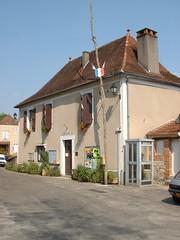 Boissières - Ancienne mairie (bourg) - Photo of Montamel