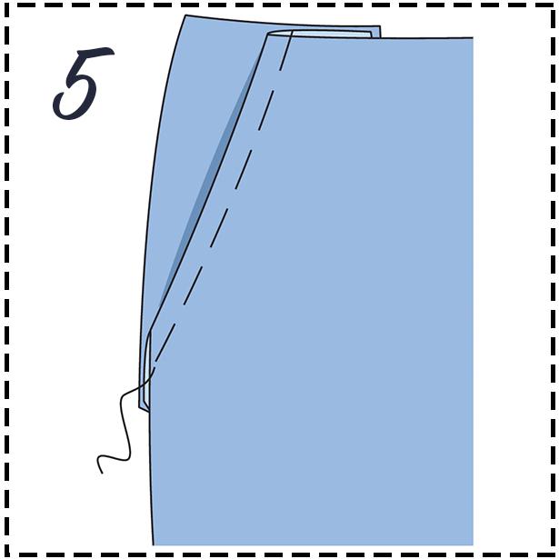 Pant Step 5