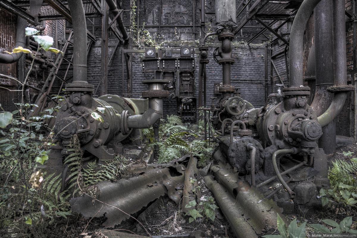 человек, смотреть фото заброшенных заводов достоинство фрикаделек