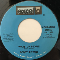 BOBBY POWELL:NOTHING TAKES THE PLACE OF YOU(LABEL SIDE-B)