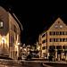 Altstadt Füssen bei Nacht