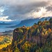 Autumn in the Columbia River Gorge by Cole Chase Photography