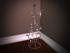 Accessorize Christmas w/TLC Dreams Come True tree