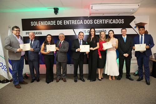 Solenidade de Entrega dos Certificados das Pós-Graduações (18)