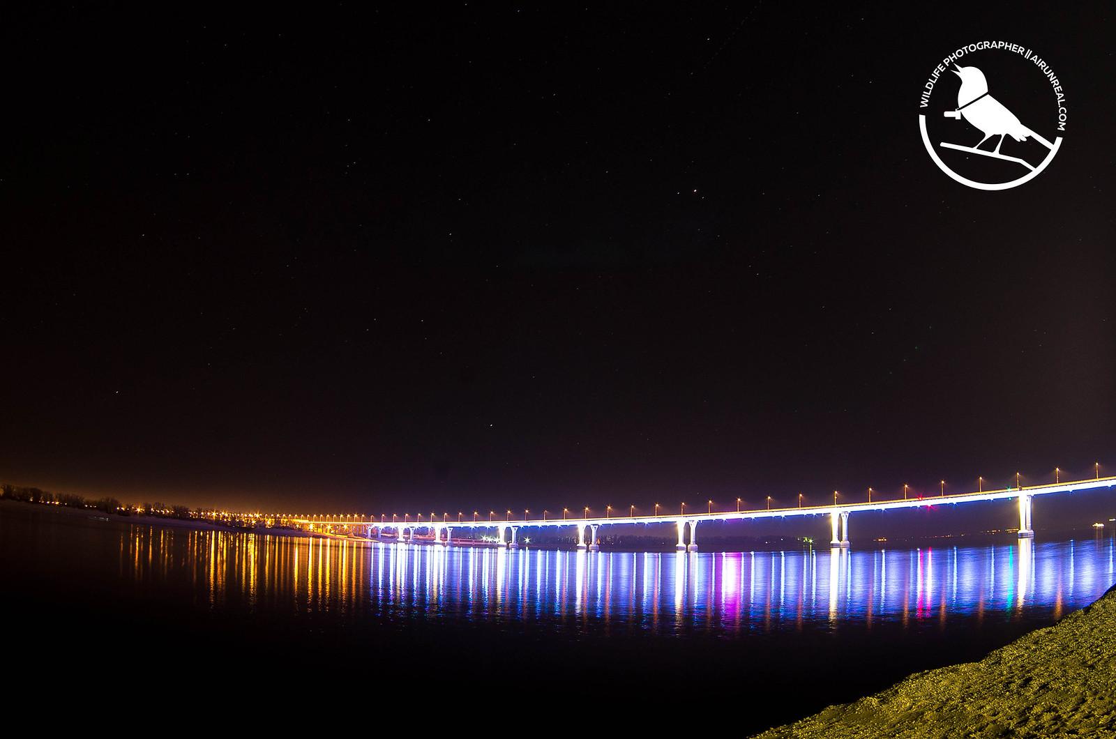 Volgograd bridge // 20181113