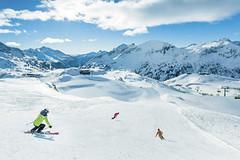 Obertauern: tak má vypadat zimní ráj