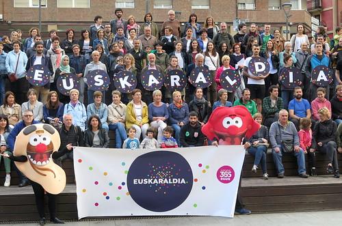 Euskaraldia Urretxu-Zumarragan 2