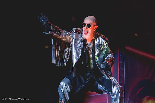 Judas Priest - Solid Rock - Pedreira Paulo Leminski - 08/11/2018
