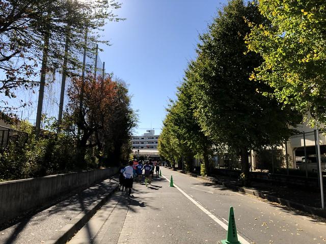 朝霞ロードレース2018