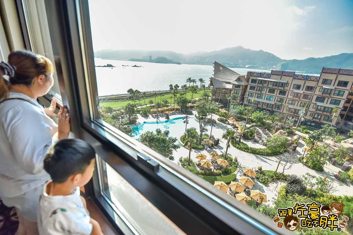 香港迪士尼探索家度假酒店-38
