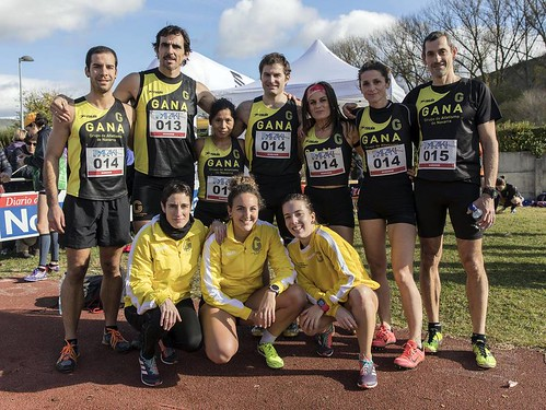 Cross Relevos Mixto 2018