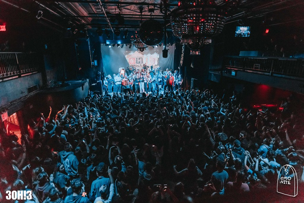 Emo Nite and 3OH3 at Irving Plaza (5)