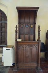 Maxwell-Gumbleton's bishop throne