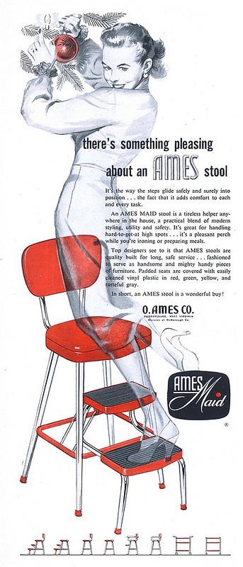 Ames Maid 1955