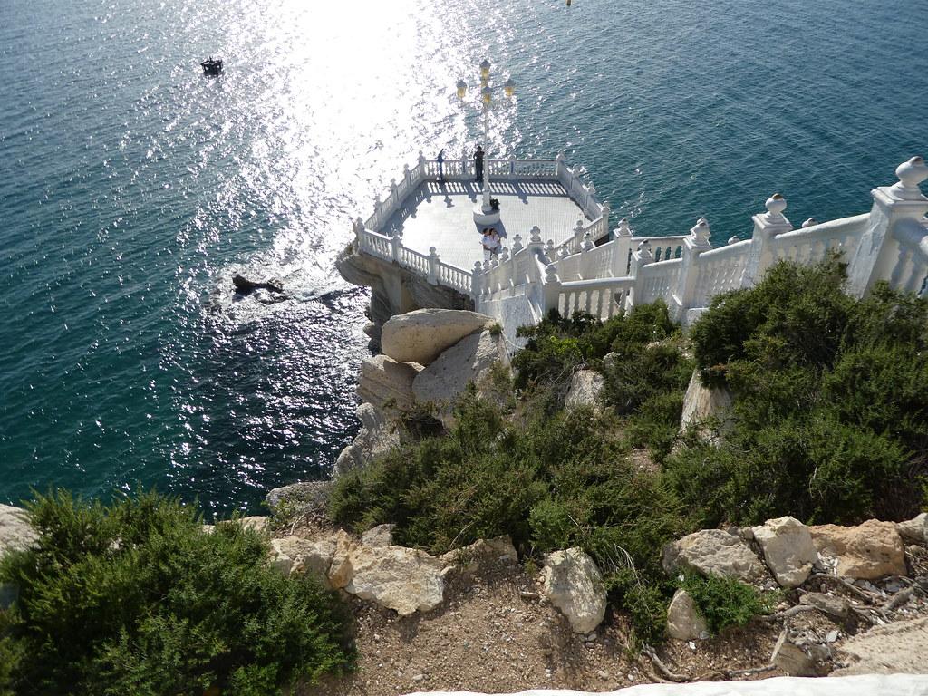 Mirador del Castillo lookout point, Benidorm