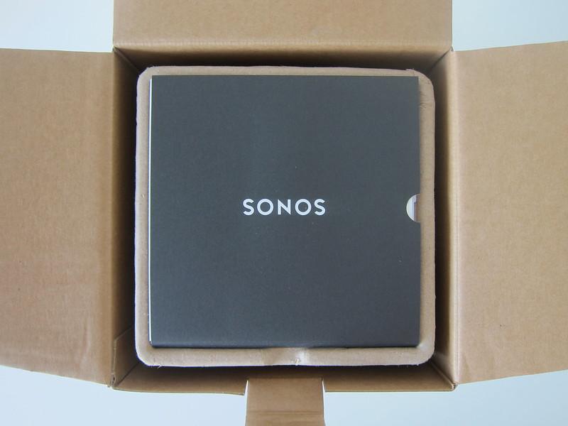 Sonos One (White) - Box Open