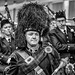 Pipe band leader.
