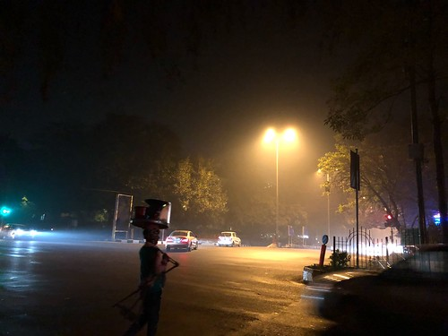 City Walk - Midnight Round, India Gate Circle