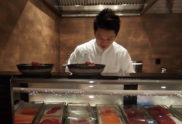 Sushi Chef Kyatcha Rotterdam