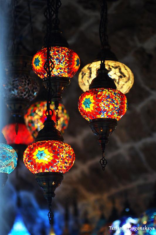 Светильники в которском магазине
